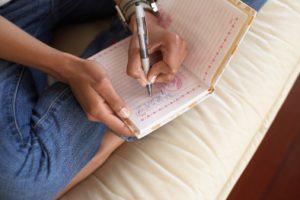 17 điều nên viết vào sổ tay