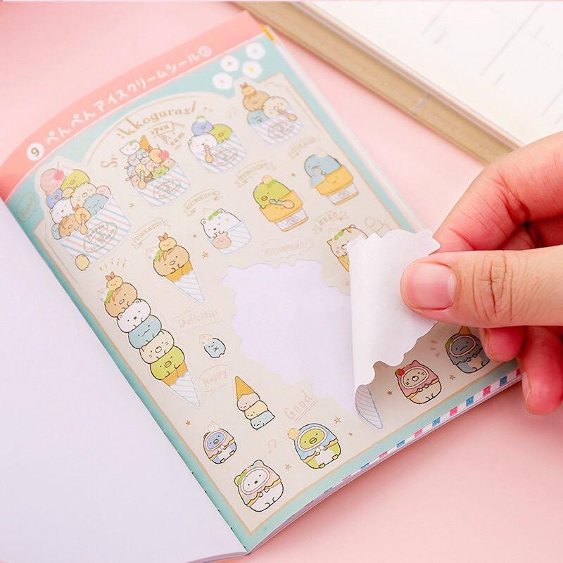 Ý tưởng trang trí bằng sticker