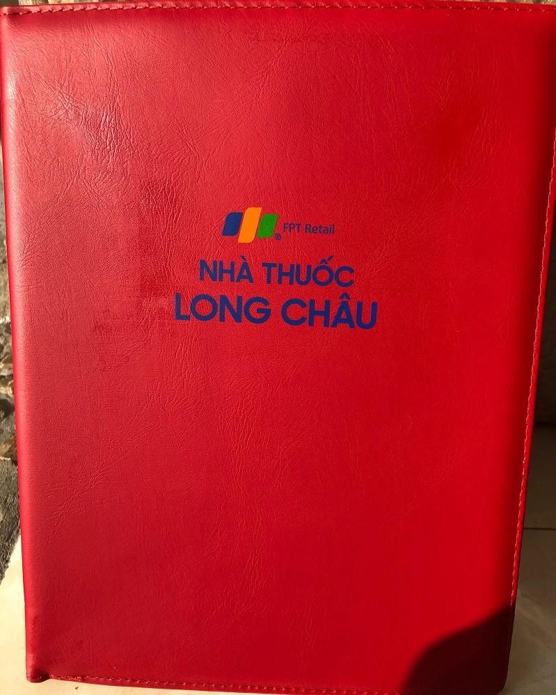 Bìa trình ký nhà thuốc Long Châu