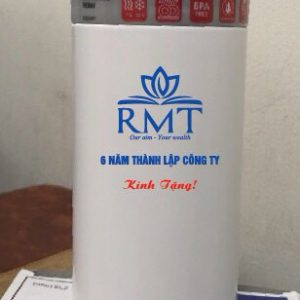 binh giữ nhiệt in logo làm quà tặng doanh nghiệp