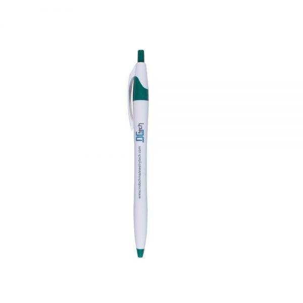 bút bi nhựa BP-521 xanh lá