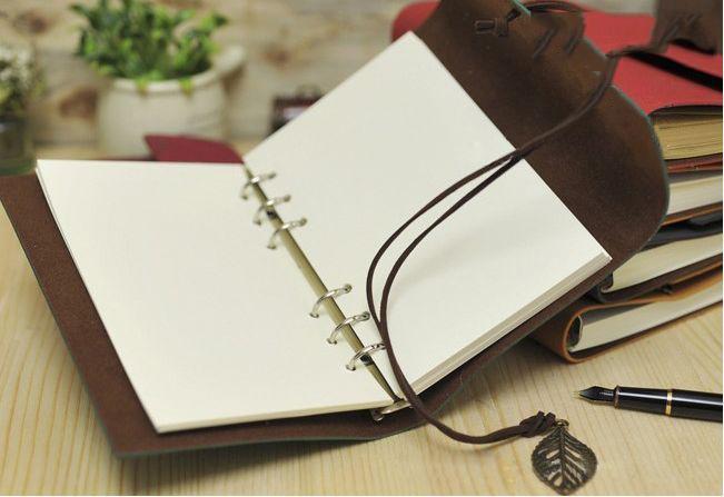 Sổ tay tự làm tại in Đăng Nguyên