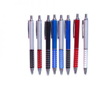 Bút bi xi bạc BP-3508 full