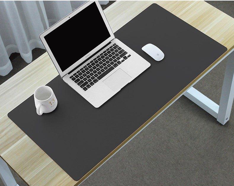 Thảm da trải bàn làm việc desk pad