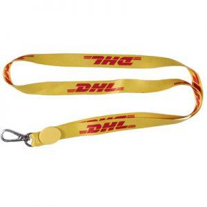Dây đeo thẻ nhân viên DHL