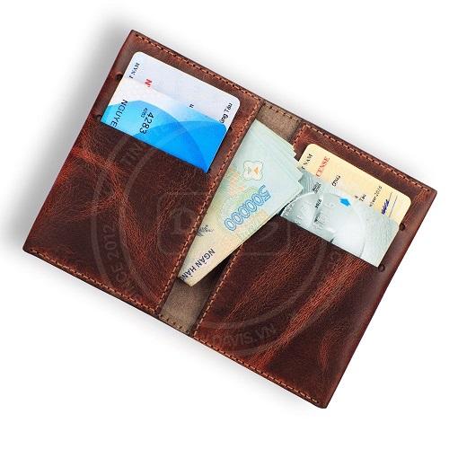 Xưởng sản xuất ví đựng card visit, name card theo yêu cầu